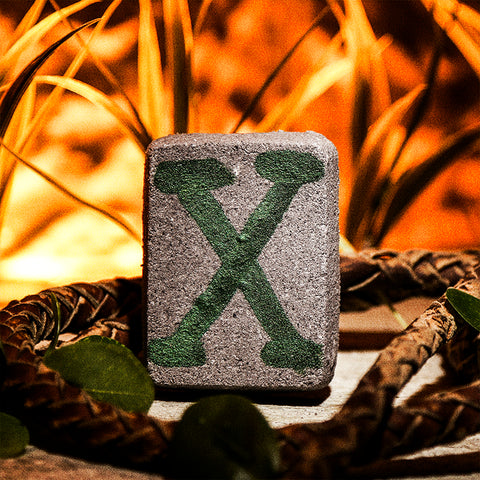 X MARKS THE SPOT Bath Bomb