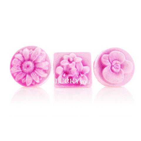 I Wet My Plants Bath Melt (1 oz, Set of 3) - Fortune Cookie Soap
