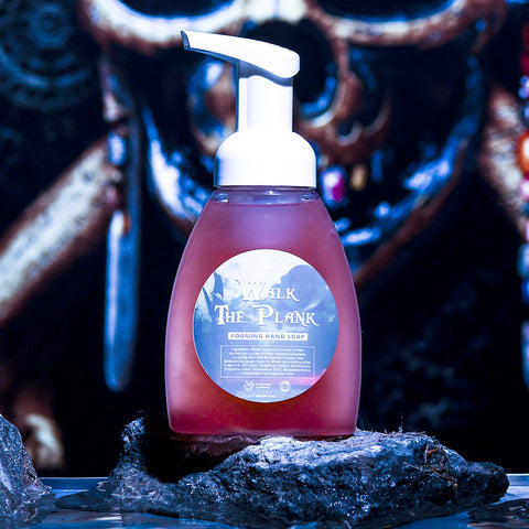 WALK THE PLANK Foaming Hand Soap