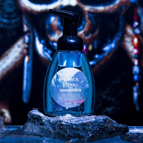 BLACK PEARL Foaming Hand Soap