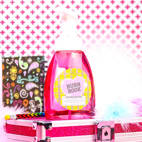 BURN BOOK Foaming Hand Soap