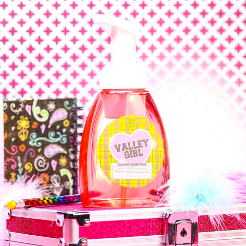VALLEY GIRL Foaming Hand Soap