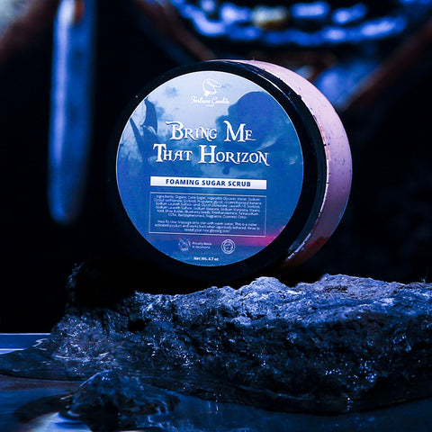 BRING ME THAT HORIZON Foaming Sugar Scrub