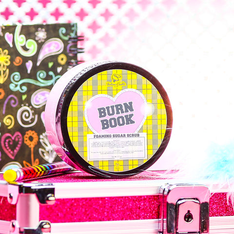 BURN BOOK Foaming Sugar Scrub