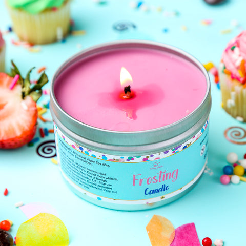 FROSTING Candle (XL)