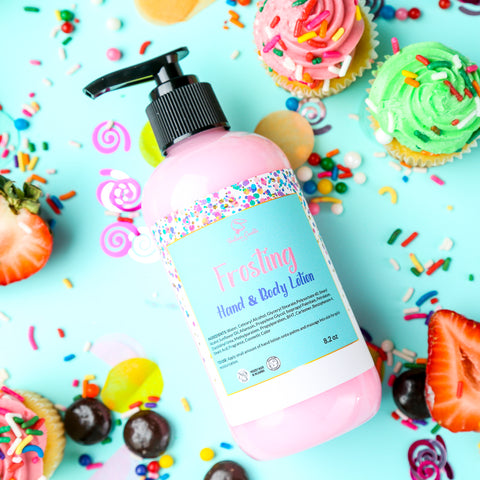 FROSTING Hand & Body Lotion