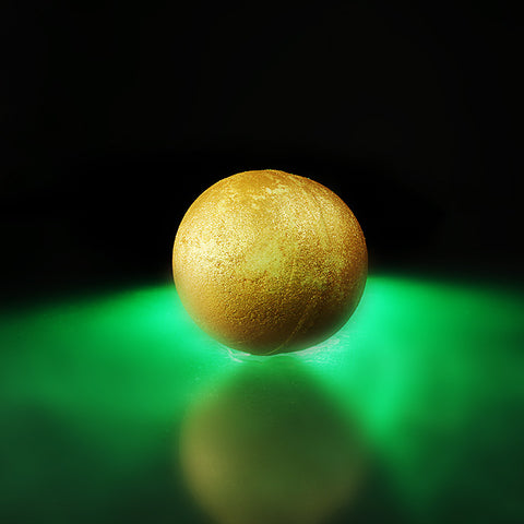 Golden Snitch Bath Bomb - Fortune Cookie Soap