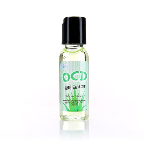 Granny Panties OCD Hand Sanitizer - Fortune Cookie Soap