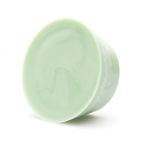Green is the New Black Wax Tart - Fortune Cookie Soap