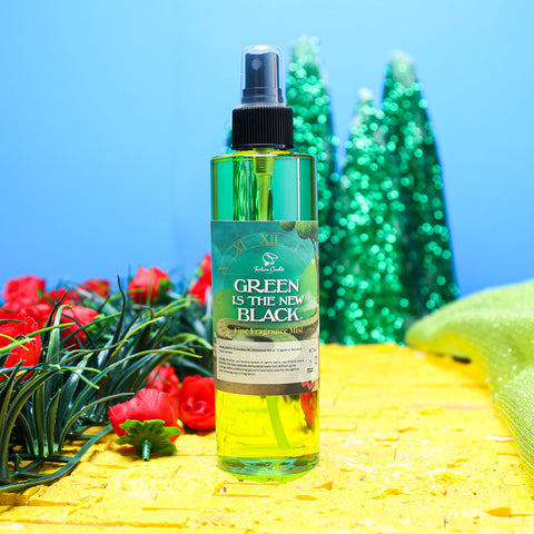 GREEN IS THE NEW BLACK Fine Fragrance Mist