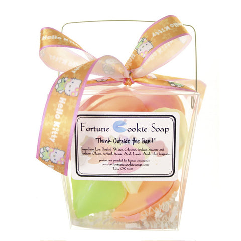 Hello Kat Bath Gift Set - Fortune Cookie Soap - 1