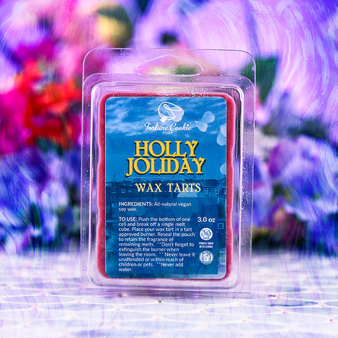 HOLLY JOLIDAY Wax Tarts