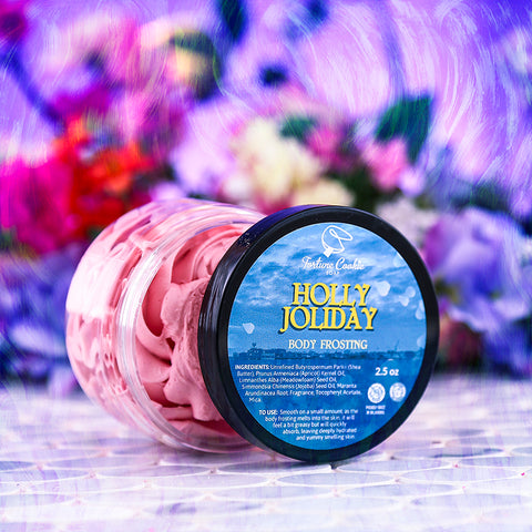 HOLLY JOLIDAY Body Frosting