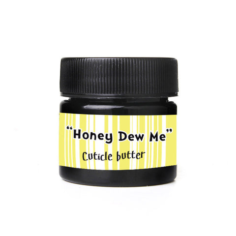 Honey Dew Me Cuticle Butter - Fortune Cookie Soap