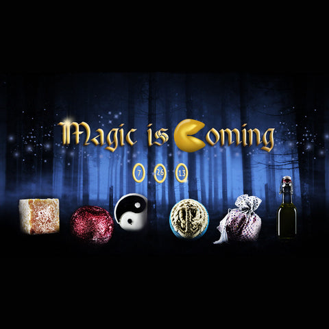 ENTIRE Magic is Coming Collection - Fortune Cookie Soap