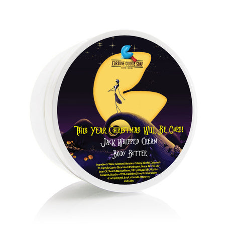 Jack Body Butter - Fortune Cookie Soap