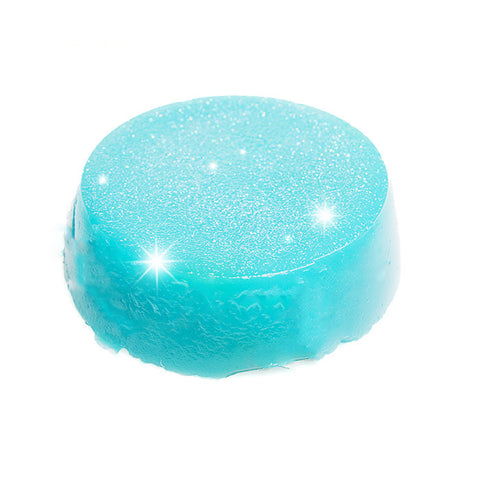 Aquamarine Don't Be Jelly - Fortune Cookie Soap