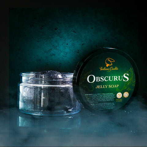 OBSCURUS Jelly Soap