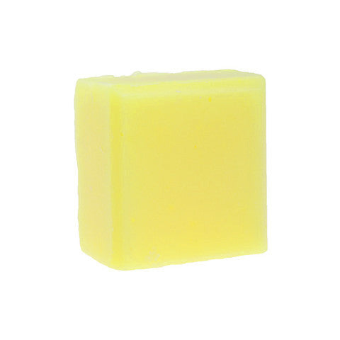 JustinÑés HARD Lemonade Solid Conditioner Bar 2 oz - Fortune Cookie Soap