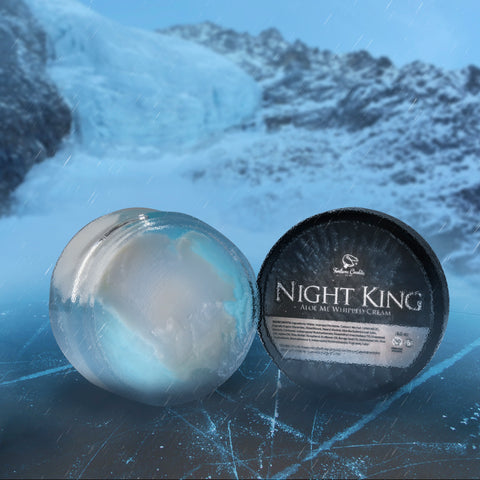NIGHT KING Aloe Me Whipped Cream