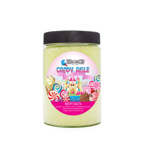Lemon Drop It Like It's Hot Bath Salts - Fortune Cookie Soap