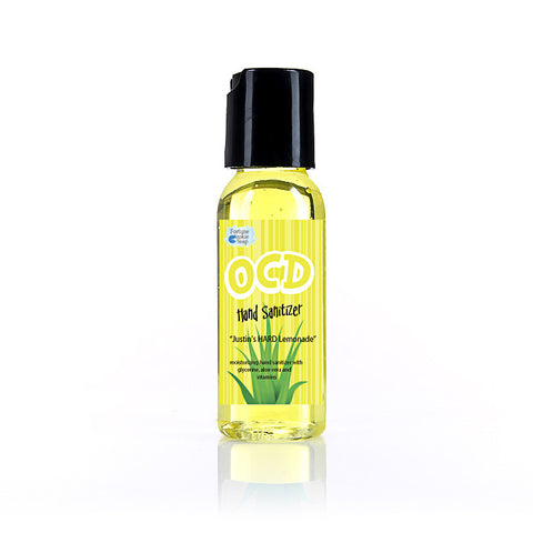 JustinÑés HARD Lemonade OCD Hand Sanitizer - Fortune Cookie Soap
