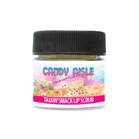 Lemon Drop It Like It's Hot Talkin' Smack Lip Scrub - Fortune Cookie Soap