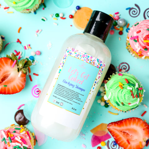 LET'S GET CAKED Clarifying Shampoo