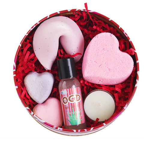 She Loves Me! Gift Set - Fortune Cookie Soap - 1