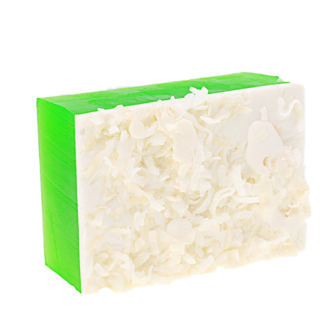 Lime in the Coconut Bar Soap (6 oz) - Fortune Cookie Soap