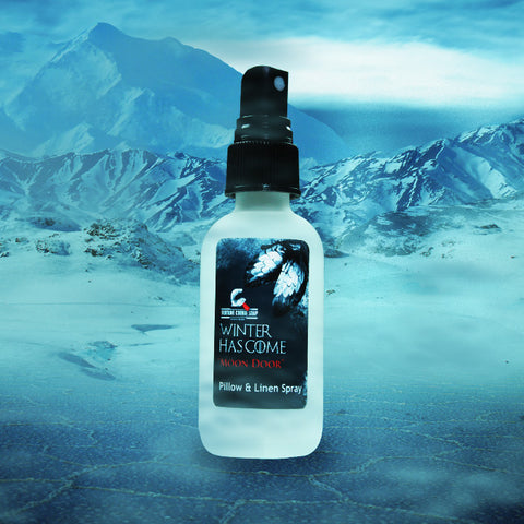 MOON DOOR Linen Spray - Fortune Cookie Soap
