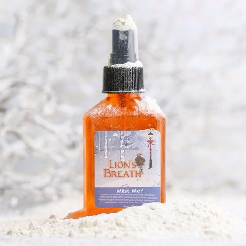 LION'S BREATH Mist Me? Body Spray - Fortune Cookie Soap