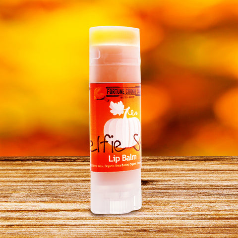 SELFIE STICK Lip Balm - Fortune Cookie Soap