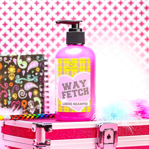 WAY FETCH Liquid Shampoo