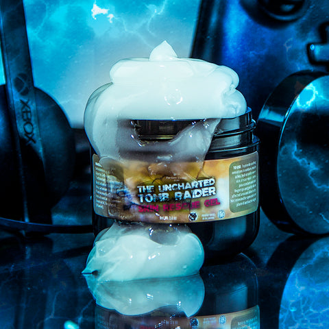 THE UNCHARTED TOMB RAIDER Skin Rescue Gel