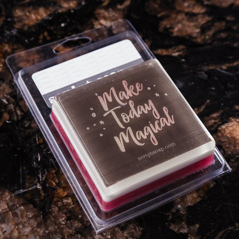 MAKE TODAY MAGICAL Script Soap