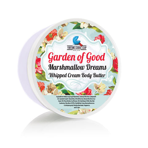 Marshmallow Dreams Whipped Cream - Fortune Cookie Soap