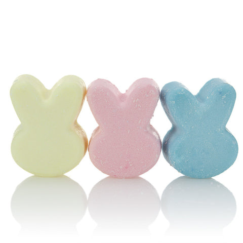 Easter Bunny Bath Melt (1 oz, Set of 3) - Fortune Cookie Soap