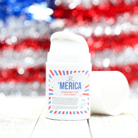 'MERICA Hyaluronic Acid Gel Cream