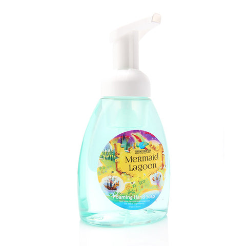 MERMAID LAGOON Foaming Hand Soap - Fortune Cookie Soap