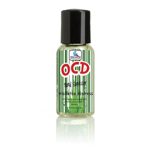 Mistletoe Mistress OCD Hand Sanitizer - Fortune Cookie Soap
