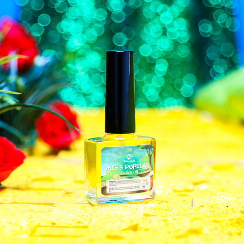 MISS POPULAR Cuticle Oil