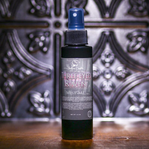 THREE-EYED RAVEN Mist Me? Body Spray