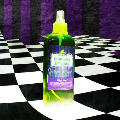 Beetle Breath Mist Me - Fortune Cookie Soap