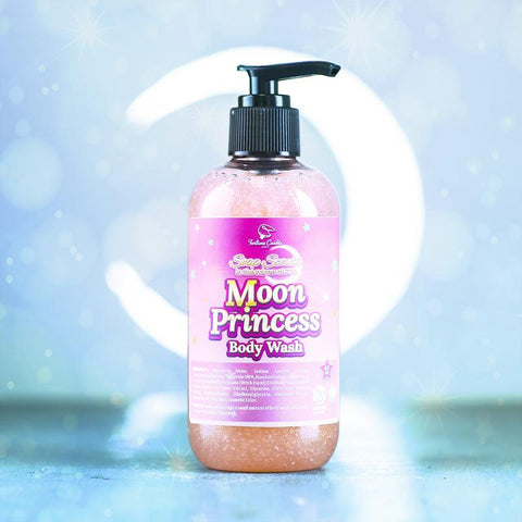 MOON PRINCESS Shimmer Body Wash