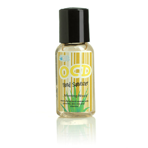 Morning Wood OCD Hand Sanitizer - Fortune Cookie Soap