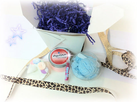 Mother's Day Create your own Gift Set  Soccer Mom - Fortune Cookie Soap