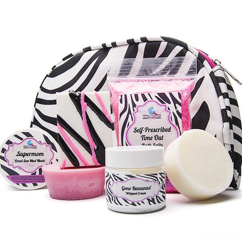 Mamaste Spa Set - Fortune Cookie Soap