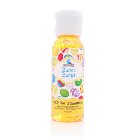 Bunny Burps OCD Hand Sanitizer - Fortune Cookie Soap