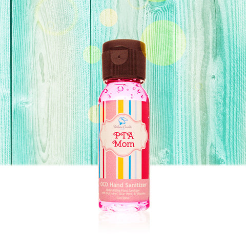 PTA MOM OCD Hand Sanitizer (pre order) - Fortune Cookie Soap